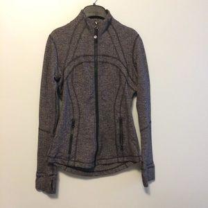 Lululemon Define Jacket Size 6 Herringbone Size 6